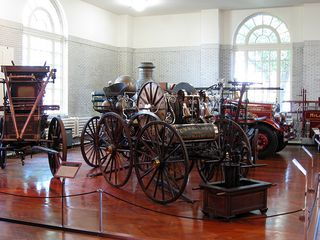 Historic fire engines